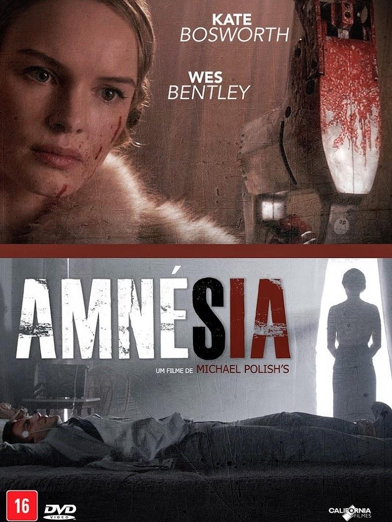 Baixar Filme Amnésia Torrent