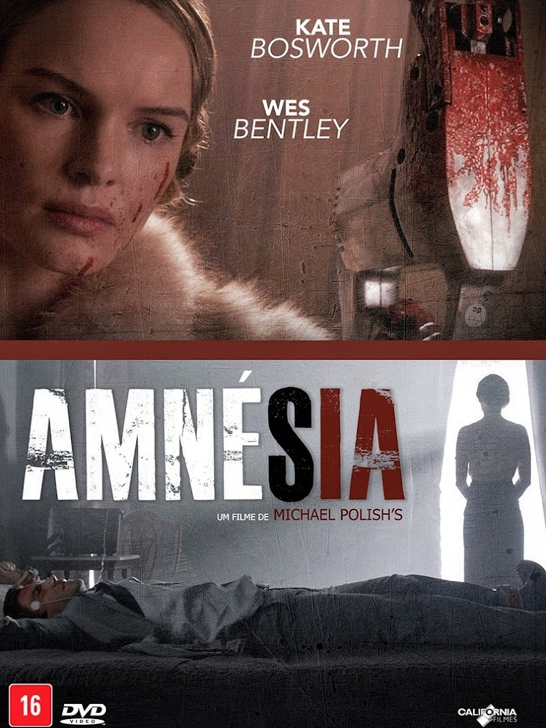 Filme Poster Amnésia DVDRip XviD Dual Audio & RMVB Dublado