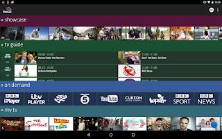 Screenshot of Freesat