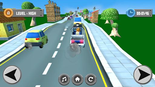 TukTuk Racing City 3D