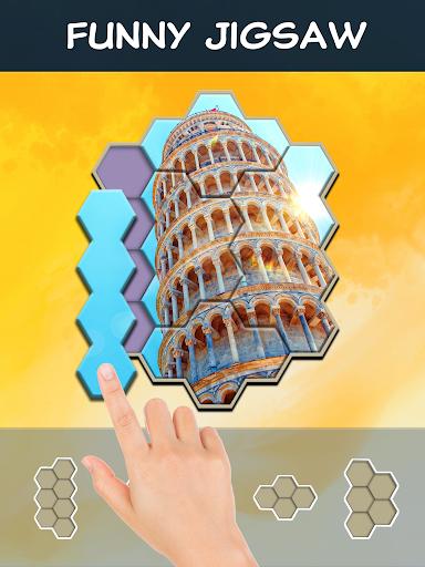 Jigsaw Hexa Block screenshot 10