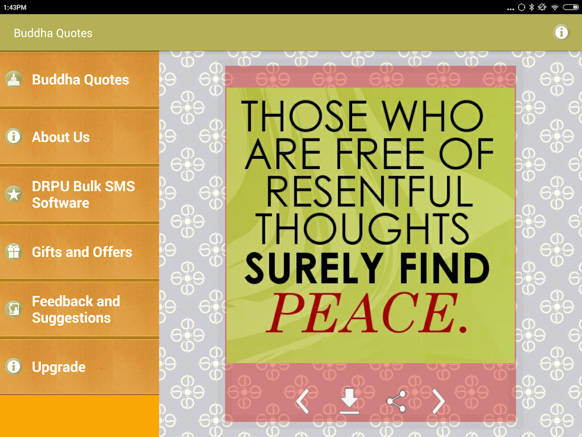 Gautama buddha quotes images android apps on google play gautama buddha quotes images screenshot nvjuhfo Images