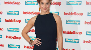 Gemma Atkinson was told she was 'too muscular' for Strictly Come Dancing