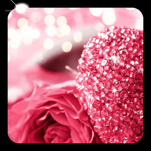 핑크 사랑 다이아몬드 로즈 娛樂 App LOGO-硬是要APP