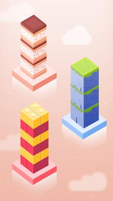 Stack the Cubes: ブロックから最高のタワーを構築のおすすめ画像3