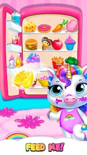 My Baby Unicorn – Virtual Pony Pet Care & Dress Up 3