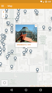 Explore Champaign-Urbana 2.0- screenshot thumbnail