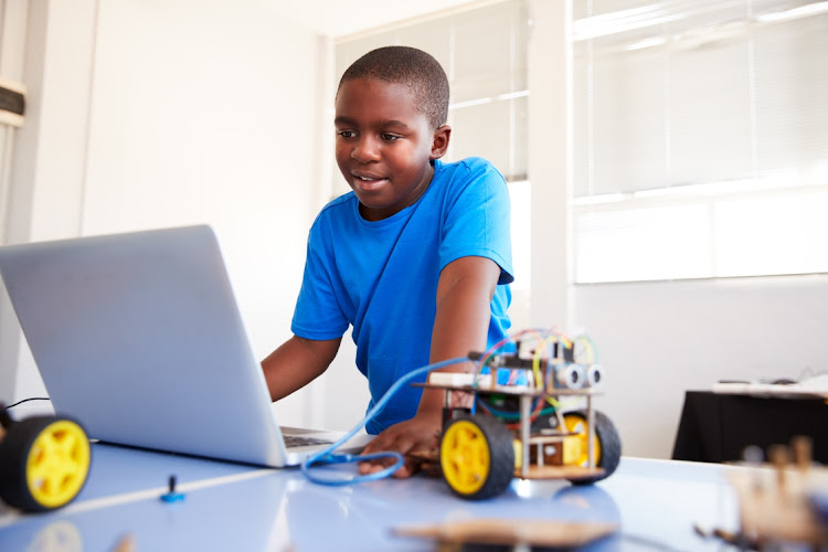 Ramaphosa said piloting the coding and robotics curriculum will be for grade R to 3 pupils from 200 schools and grade 7 pupils from 1,000 schools.