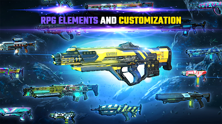 SHADOWGUN LEGENDS - FPS PvP Free Shooting Games APK screenshot thumbnail 4