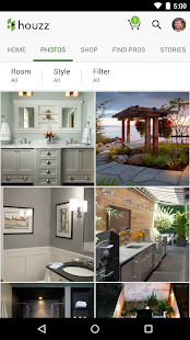 Houzz Interior Design Ideas- screenshot thumbnail