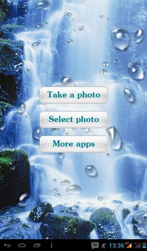 3D Waterfall PF