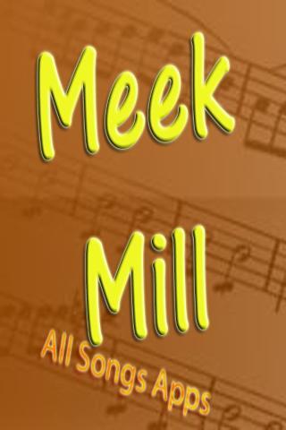 All Songs of Meek Mill