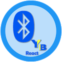 YouBlue React - Auto Bluetooth icon