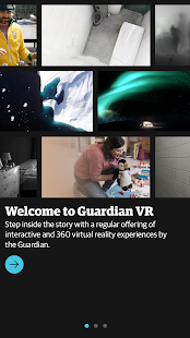 The Guardian VR - náhled