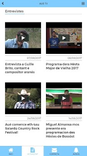 Aué TV- screenshot thumbnail