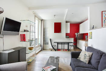 Studio meublé 34,44 m2