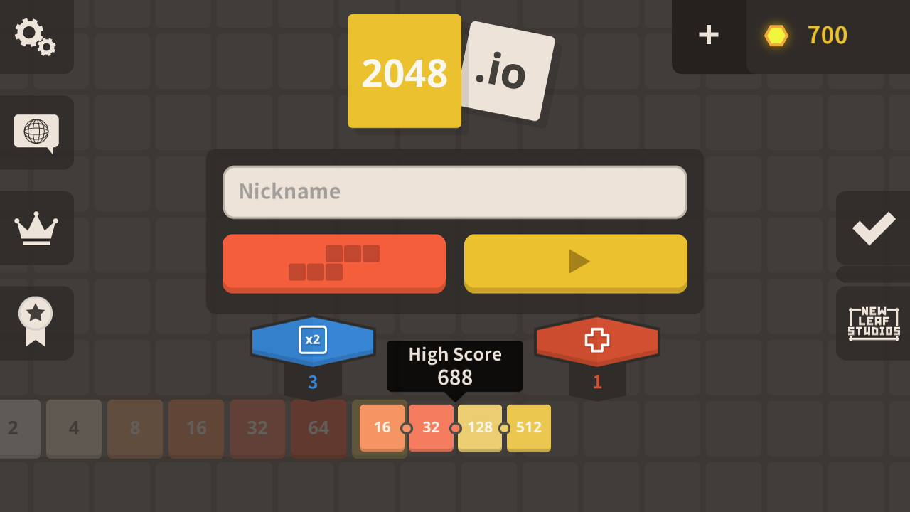 2048.io