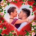 True Love Photo Frames 2021 : New Photo Editor App icon
