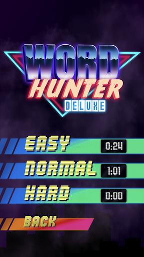 Word Hunter Deluxe 1.3.1 screenshots 2