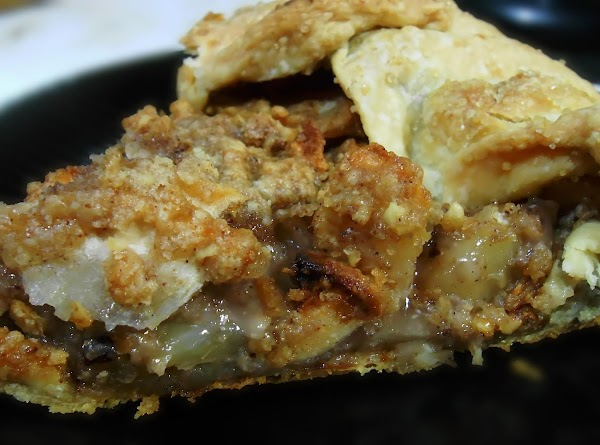 Apple Crumb Tart Recipe