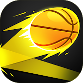 Dunk Ball King - Flappy Basketball Hit