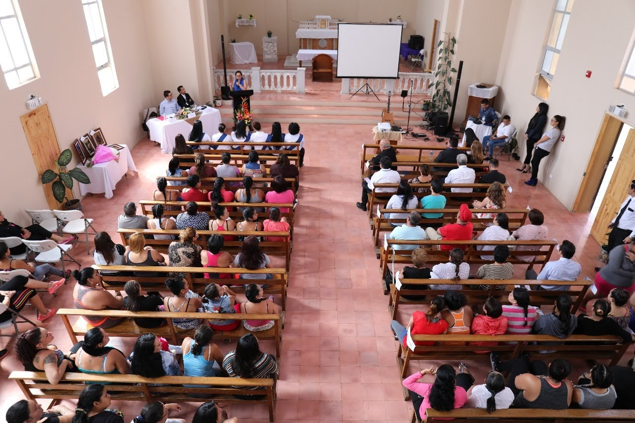 Imagen CAI VILMA CURLING CONMEMORA EL DÍA INTERNACIONAL DE LA MUJER