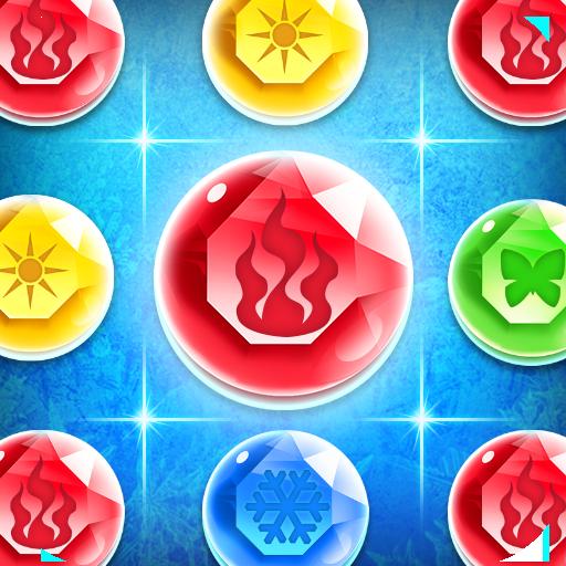 冰雪钻石 解謎 App LOGO-硬是要APP