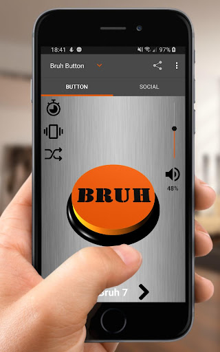 bruh sound button screenshot 2