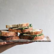 Yuzu Pesto Grilled Sandwich