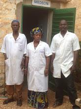 Photo: het medisch personeel