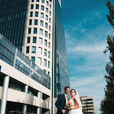 Wedding photographer Evgeniy Nazarenko (Nazzaro). Photo of 09.12.2015