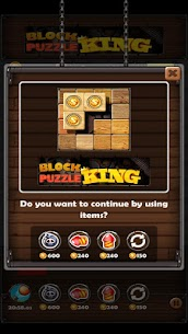 Block Puzzle King Mod Apk: Wood Block Puzzle 7