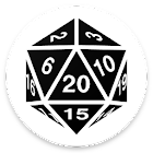 Simple RPG Dice icon