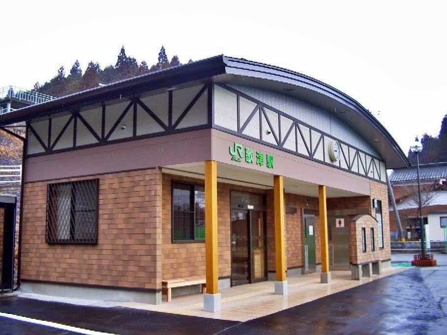 JR歌津駅乗車券発売所