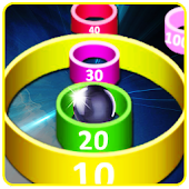 arcade fun ball roller icon