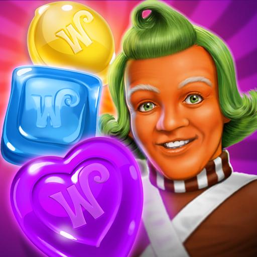 Wonka's World of Candy – Match 3 Icon