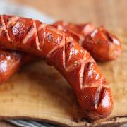 'Loukaniko' Pork Smokie