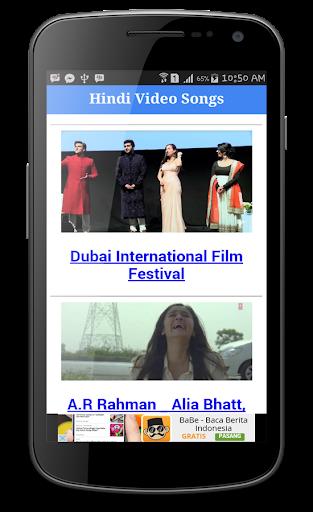 Hindi Video Songs 2016