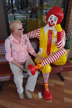 Photo: Nice chat with Ronald.
