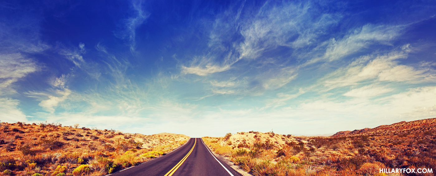 Photo: Leaving You For The Open Road - Valley of Fire - October 2, 2011 - Photo by Hillary Fox