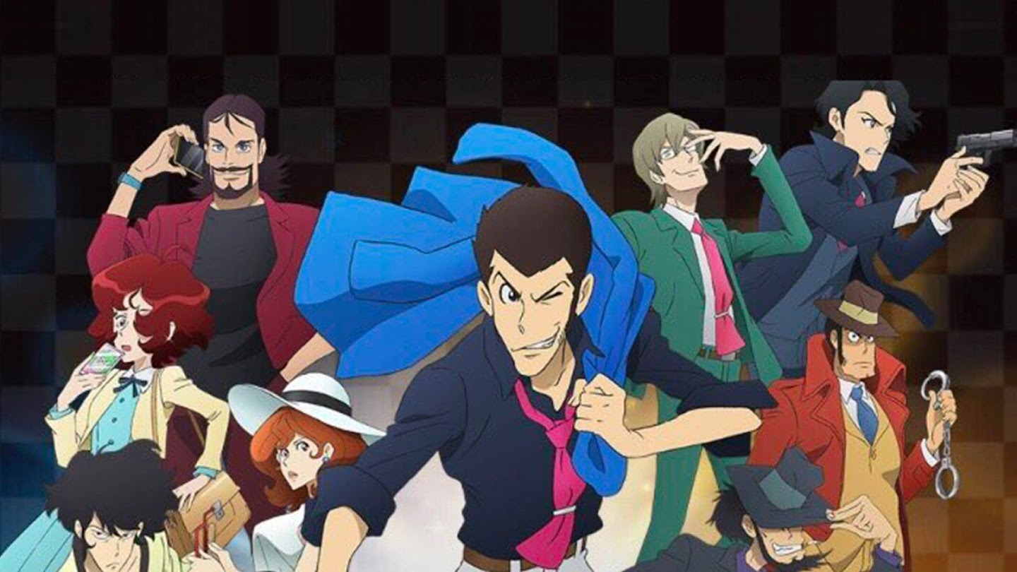 Watch Lupin the 3rd Part 5 live