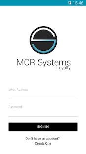 MCR Systems Loyalty - náhled