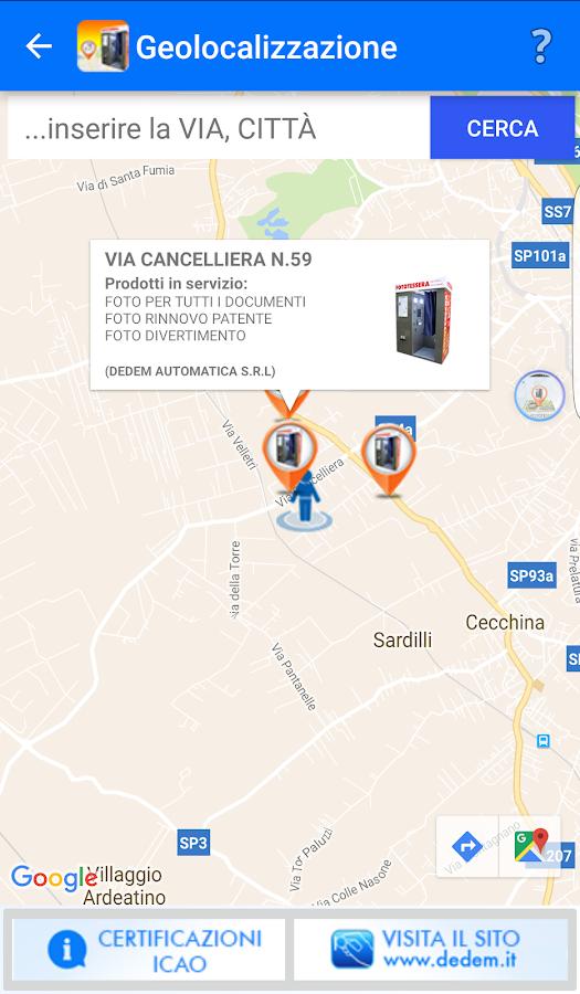 Paparazzo app android su google play for Cabine in piccione forgiano con giochi arcade