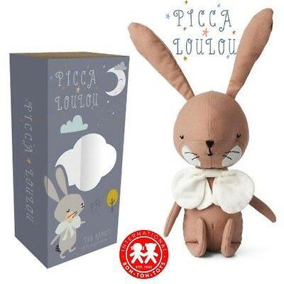 Picca LoLou Rabbit - Pink/beige