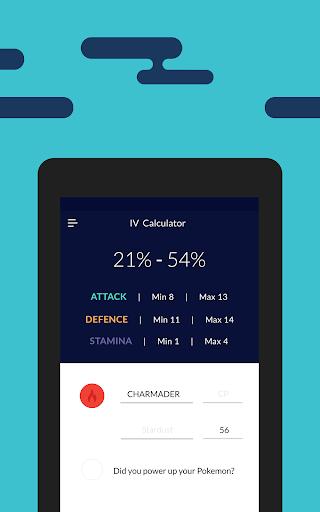 Evolution CP & IV Calculator screenshot 8