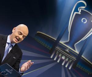 Et encore un candidat à la présidence de la FIFA!