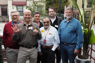 """Photo: Six guys named """"Bob"""":  K3EST, N6TV, K6XX, W6RGG, AD6I, KO6LU"""