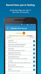 Manage My Pain Lite- screenshot thumbnail