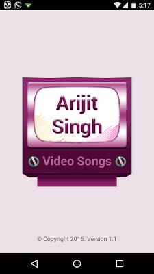 Arijit Singh Video Songs HD - screenshot