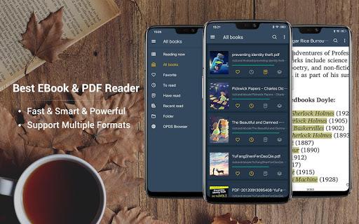 EBook Reader & PDF Reader Apk 1